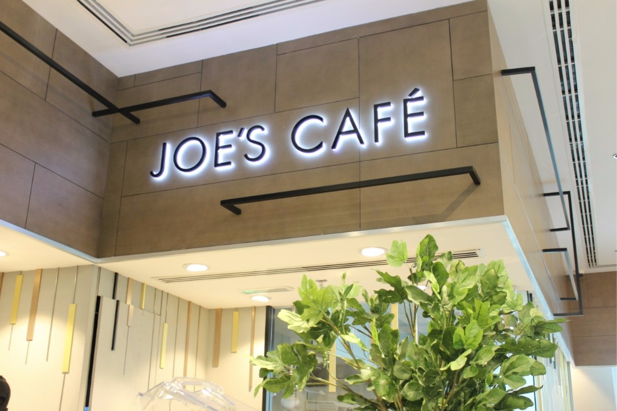 Joe S Cafe Dubai Mall